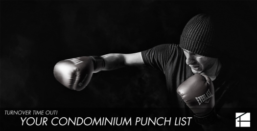 12 - Condo Punchlist - Cover