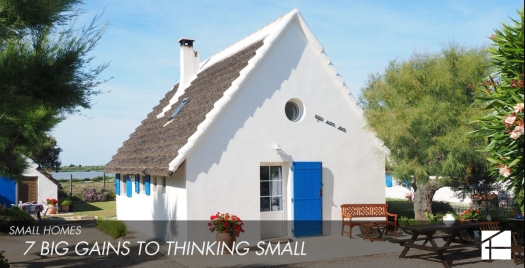 13 - Thinking Small For Your Home - Cover